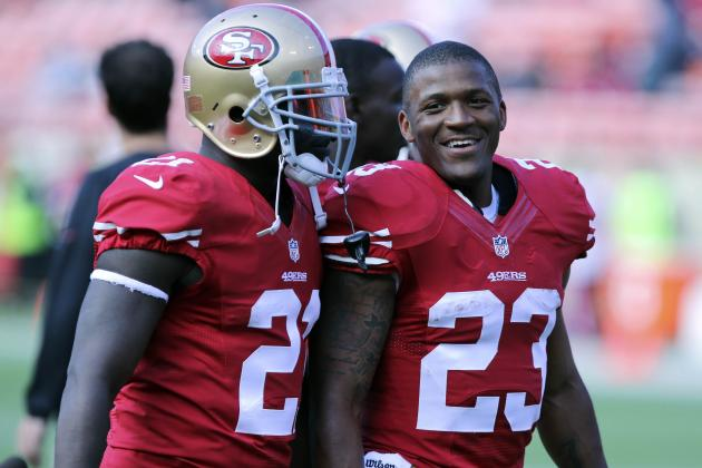 49ers Running Back Frank Gore Has a Formula for Success