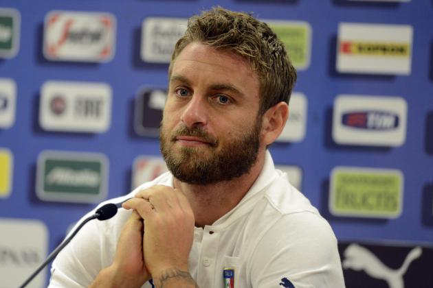 De Rossi: Italy 'Way Behind' Others