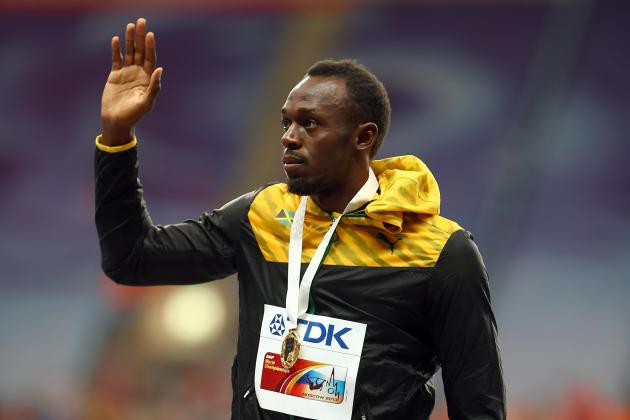 Usain Bolt's Competitive Streak Is Still Present After Redemptive 100-Meter Win