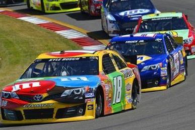 Kyle Busch Firmly Focused on the Chase as He Heads into Michigan