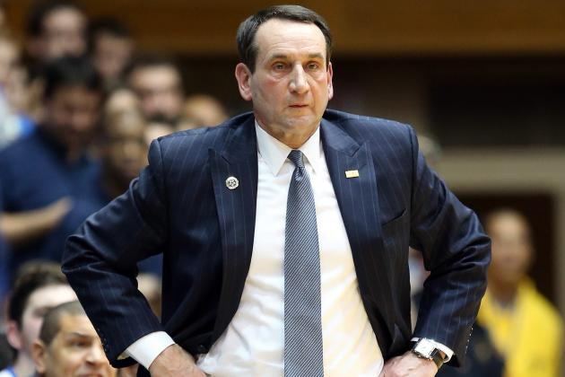 Coach K to Receive Wooden Leadership in Coaching Award