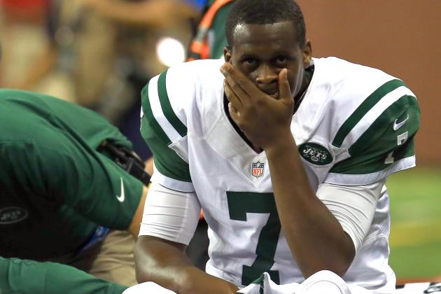 Rex Ryan Says Geno Smith Missing Jaguars Game Is 'a Possibility'