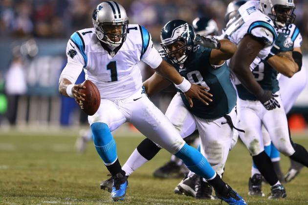 Panthers vs. Eagles: TV Info, Spread, Injury Updates, Game Time and More