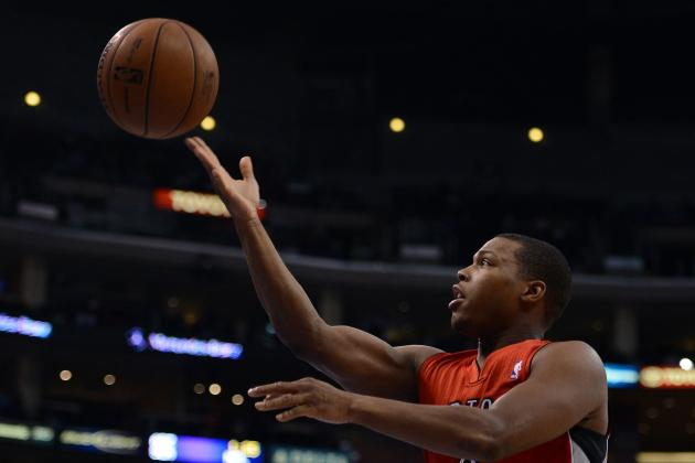 Who Should Be Kyle Lowry's Point Guard Backup for Toronto Raptors?