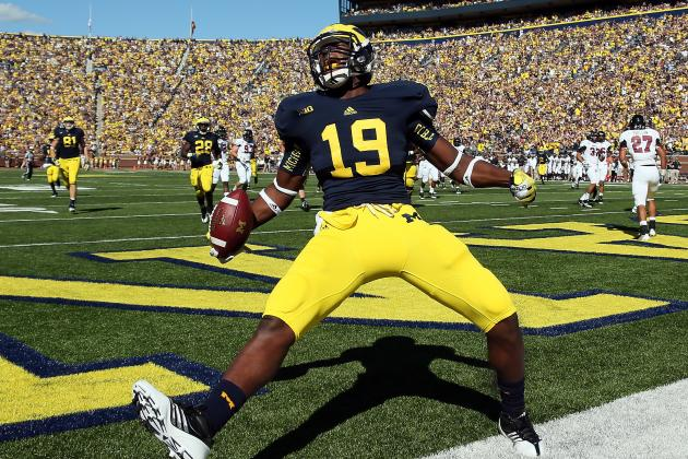 Brady Hoke: Michigan TE Devin Funchess More Dangerous