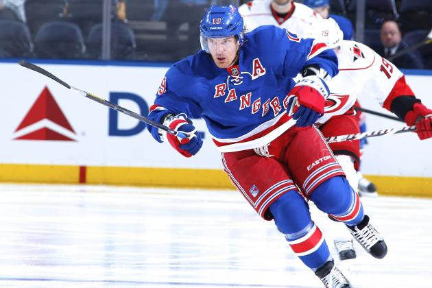 Will Brad Richards Survive in New York Past the 2013-14 NHL Season?
