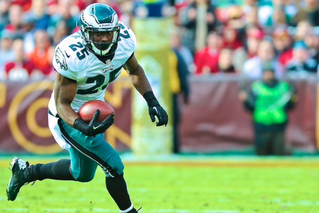 Why You Should Reach for LeSean McCoy in Your Fantasy Football Draft