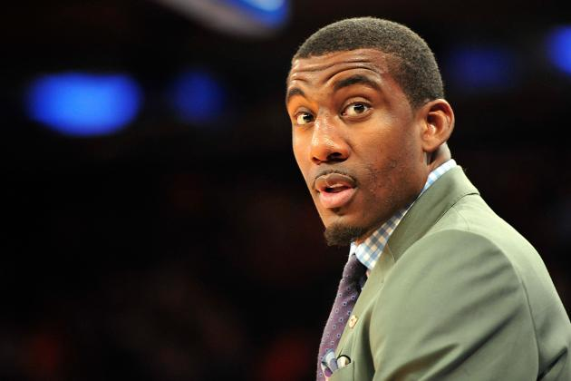 New York Knicks' Amar'e Stoudemire to Judge 2014 Miss America Pageant