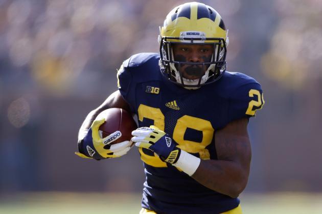 Michigan Football: Key Position Battles Entering the Upcoming Season