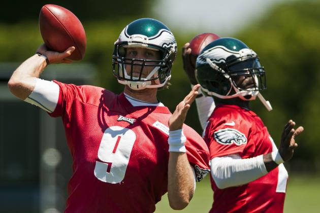 What to Watch for in Philadelphia Eagles' QB Battle This Week