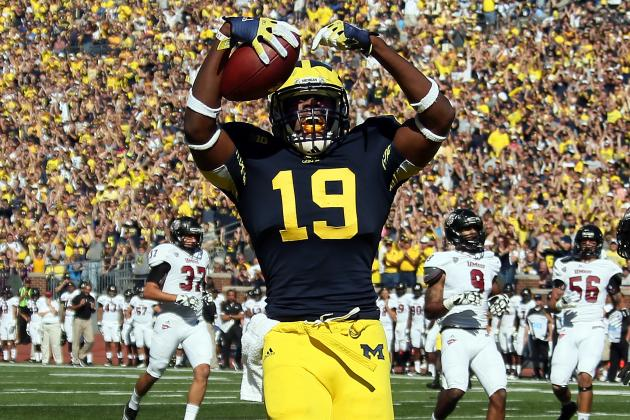 How Michigan Football Should Utilize Its Secret Weapon