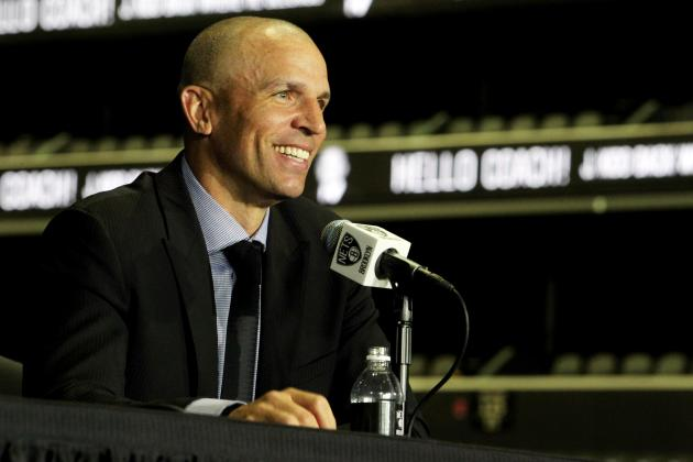 Why Jason Kidd's Rookie Coaching Season Is Going to Be an Adventure
