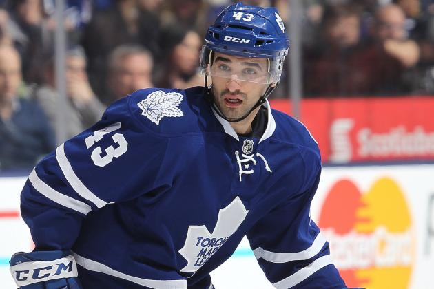 Maple Leafs, Nazem Kadri in Holding Pattern over Young Centres Contract