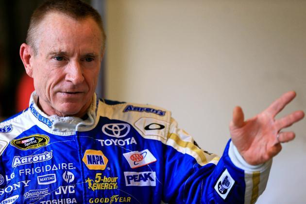 NASCAR's 'Gray Area'