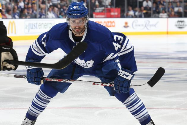 Should Toronto Maple Leafs Lock Up Nazem Kadri to Long-Term Deal This Offseason?