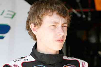 Brandon Jones to Make NCWTS Debut at Bristol Motor Speedway