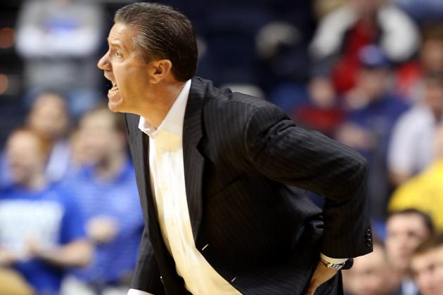 Top-Five Prospect Lyles Sets Official Visit for Kentucky's Big Blue Madness