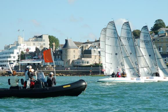 Crewsaver RS Elite Stadium Cup at AAM Cowes Week