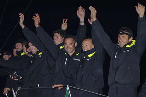 Victors Emerge from 336 Starters in Fastnet Race