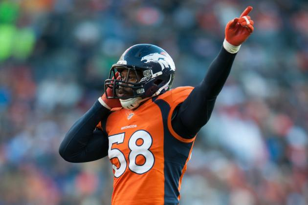 Denver Broncos Linebacker Von Miller Arrested on Outstanding Traffic Warrant