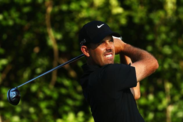 Schwartzel Regrets Club Break but Not Emotional Outburst