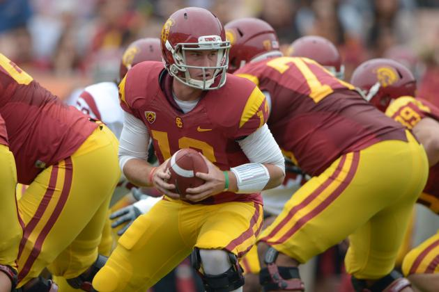 USC Football: Trojans Offense Must Feature Run-First Approach in 2013