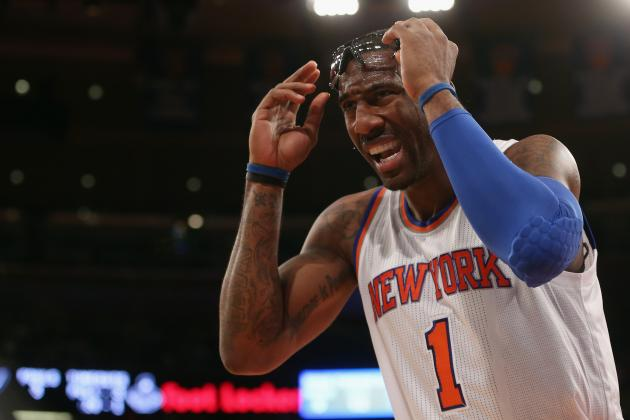 Amar'e Stoudemire Will Be Miss America Contest Judge