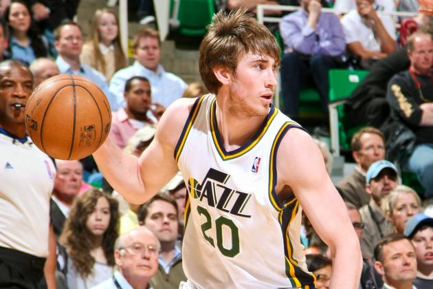How Utah Jazz's Gordon Hayward Can Win Most Improved Player in 2014