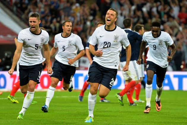 Rickie Lambert Proves His Worth, Now He Deserves a Shot at the World Cup