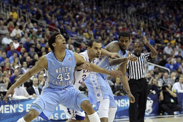 UNC Basketball: How Much Weight Is on James Michael McAdoo's Shoulders in 2014