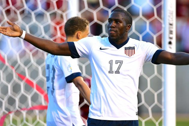 Jozy Altidore Scores Second-Half Hat Trick to Push USA Past Bosnia-Herzegovina