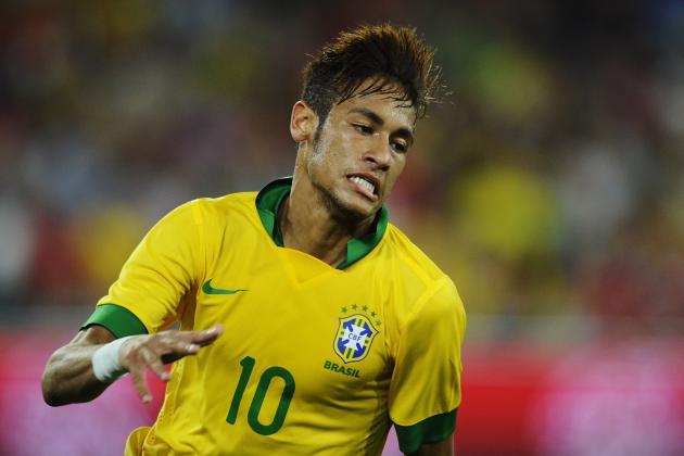 Assessing Neymar's Contribution for Brazil vs. Switzerland