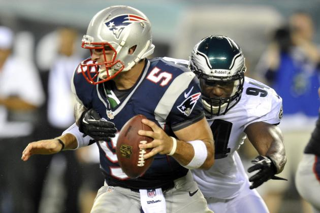 Tim Tebow Must Show Vast Improvement in Wake of Tom Brady Injury