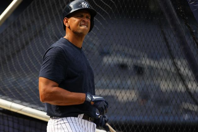 Alex Rodriguez Cut from Yankees Animated Movie Because of That Pesky PED Thing