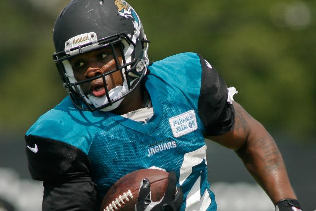 Jones-Drew Prepares for Jags Preseason Debut