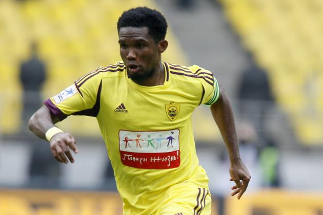 Chelsea Transfer News: Debating Pros and Cons of Potential Samuel Eto'o Deal