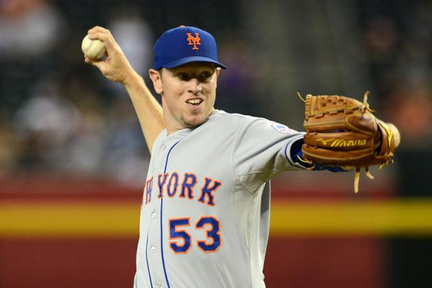 Mets Place P Hefner on DL with Elbow Injury