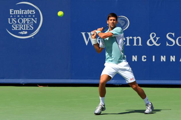 Western & Southern Open 2013: Expect Novak Djokovic to Face Andy Murray in Final