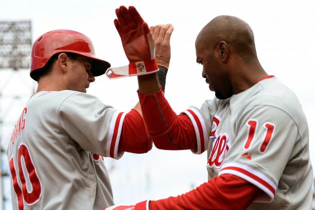 Philadelphia Phillies: Latest Waiver Rumors on Jimmy Rollins, Michael Young