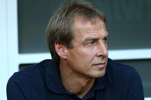 Jurgen Klinsmann: USMNT 'Deserved to Win' vs. Bosnia, 'We're Catching Up'
