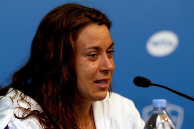 Marion Bartoli Announces Retirement from Tennis
