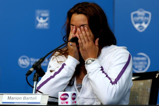 Bombshell: 2013 Wimbledon Champion Marion Bartoli Announces Retirement