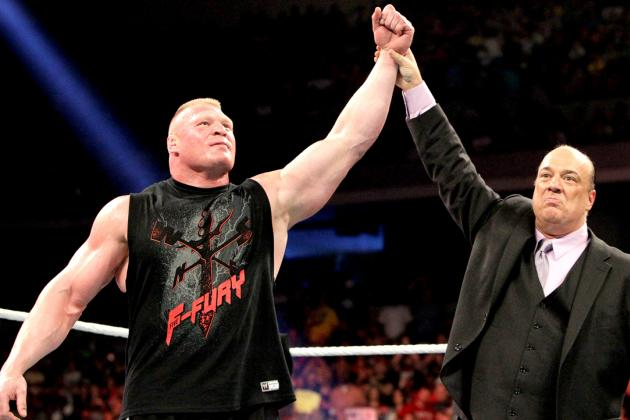 Brock Lesnar's Return Will Be a Failure If He Doesn't Beat CM Punk at SummerSlam