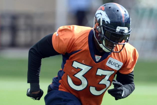 Broncos' Duke Ihenacho Making a Name for Himself