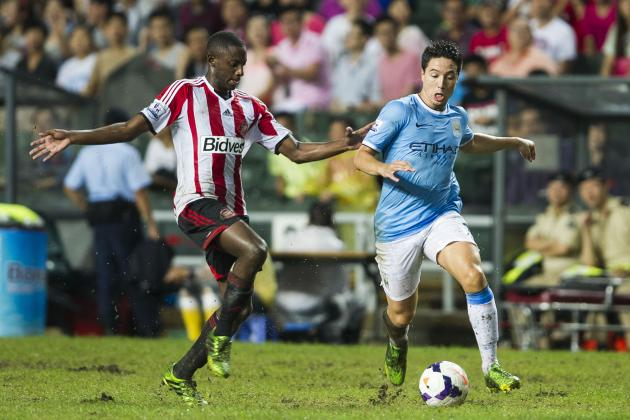 Manchester City: Samir Nasri Deserves to Start for Sky Blues Against Newcastle