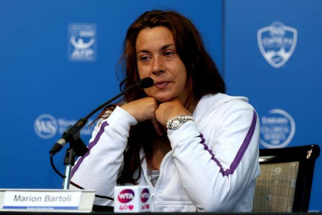 Marion Bartoli's Retirement Leaves Tennis World in Shock