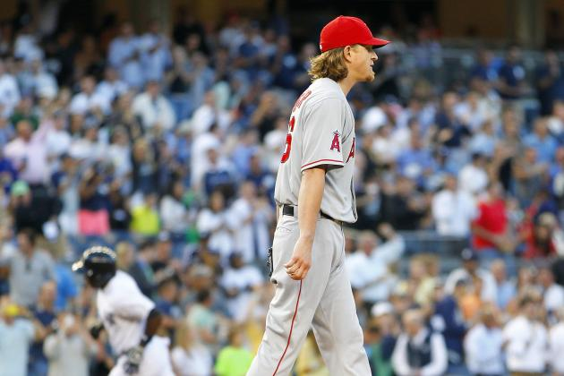 Angels Ace Weaver Walloped by Soriano, Yankees
