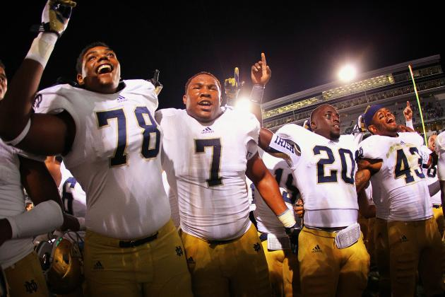 Notre Dame Football: 2013 Season Preview