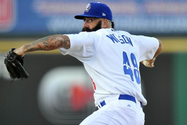 Dodgers Likely to Call Up Brian Wilson This Weekend