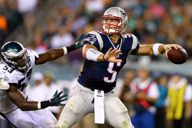 Patriots' Tebow, Mallett Must Seize Opportunity Following Brady's Knee Injury